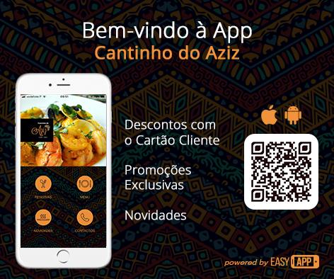 Faça o Download da nossa App